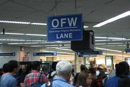 OFW overseas exit clearance