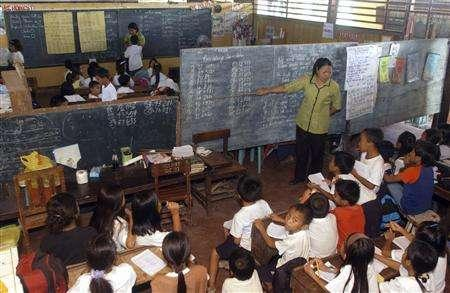 poor educational system of the philippines Lessons in using data to improve education:  data to improve education: the philippines  to combat lasting hurdles in the education system—high.