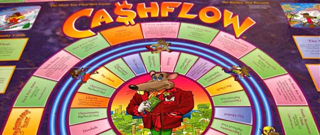 Do you want to be financially literate? Play the Cashflow Boardgame